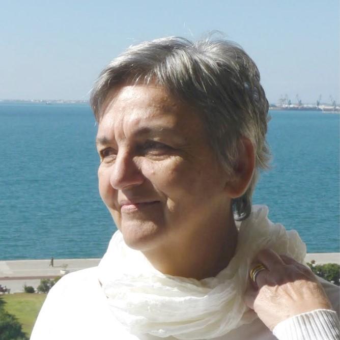 Professor Emer. Arch. Fani Vavili Tsinika