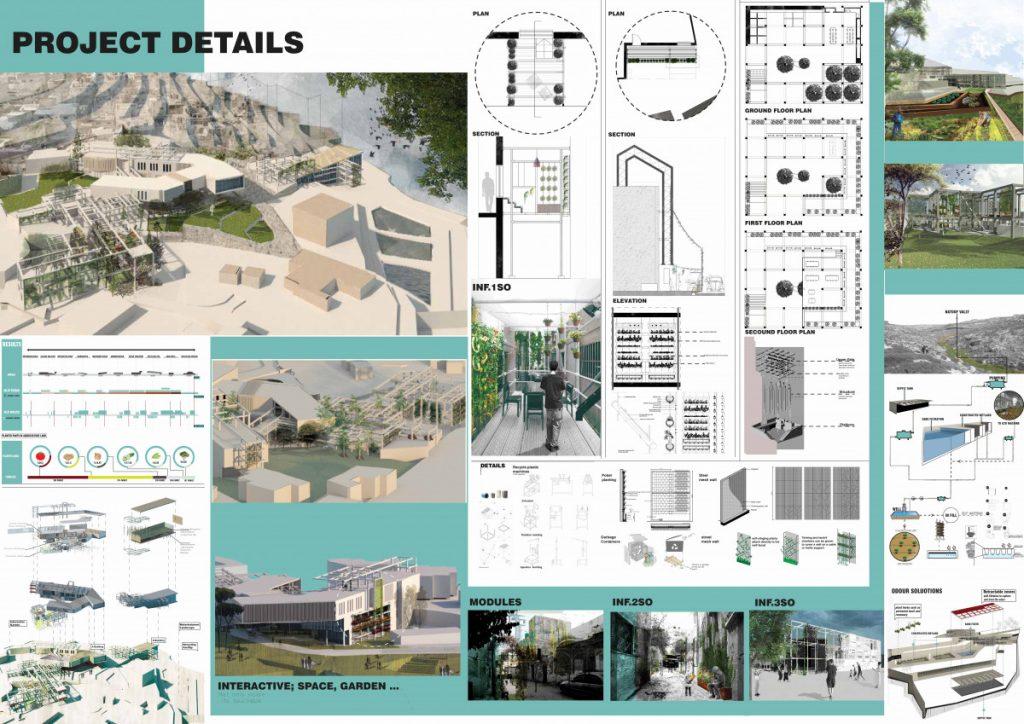 Qalandia Camp Project